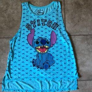 Disney Stitch tank top